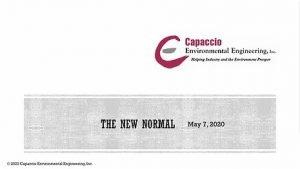 Webinar: The New Normal